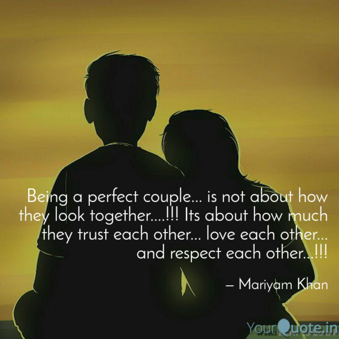 Match couples quotes perfect 130 Cute