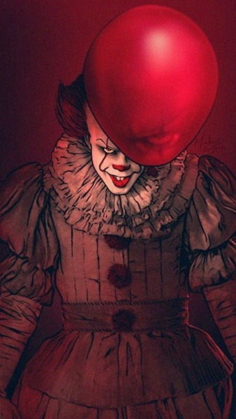 Tumblr pennywise Welcome To