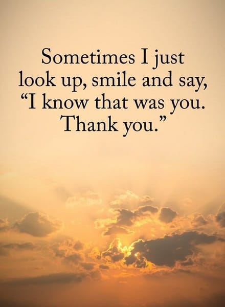 Quotes thank god 'Thank You,