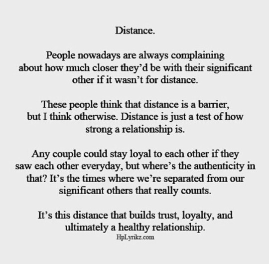 Her monthsary message long distance relationship for 77 Long