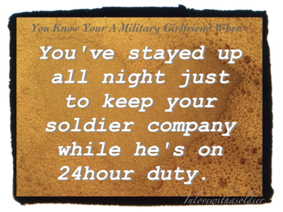 Gf quotes military Military Girlfriend
