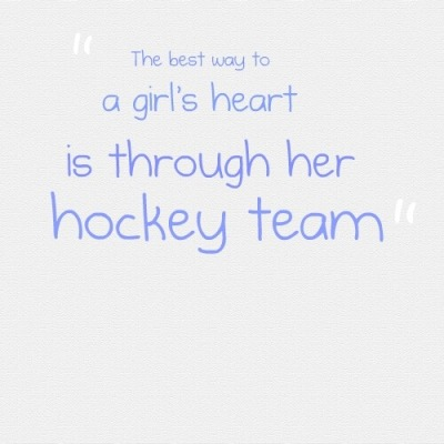 Quotes about hockey